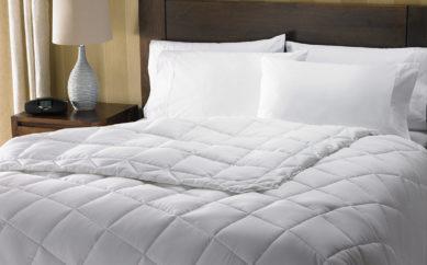 Come lavare il piumone del letto