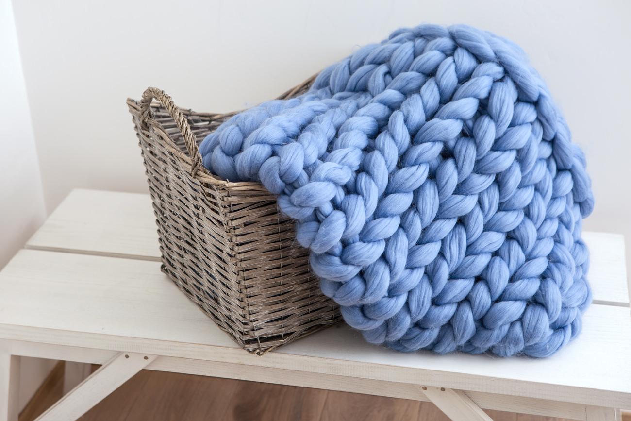 Come lavare una coperta di lana