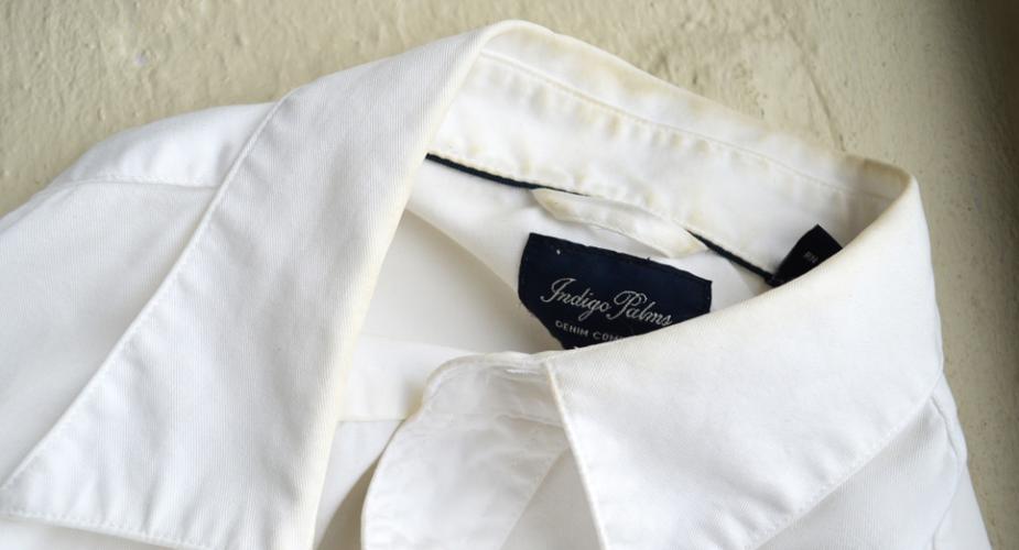 Eliminare i segni del tempo dai capi d'abbigliamento preferiti