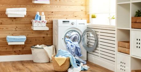Come fare il bucato settimanale in meno di un'ora