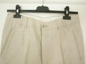 Come lavare pantaloni lino