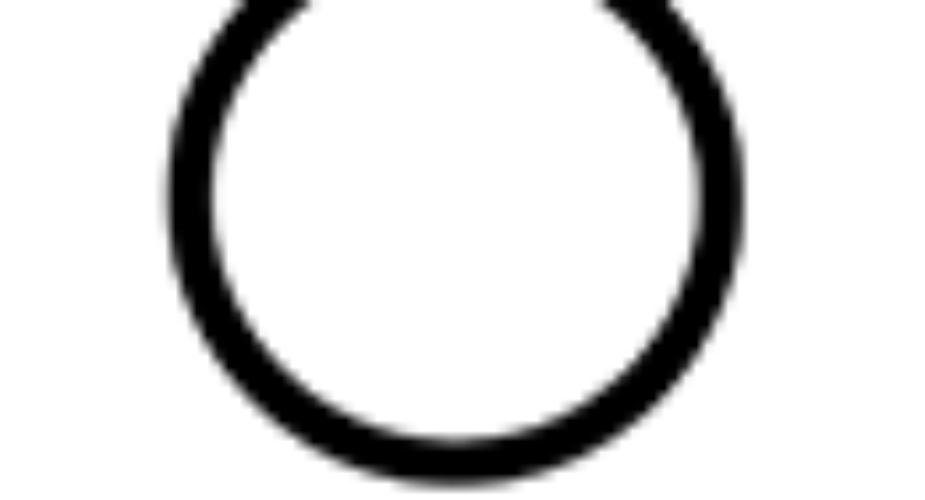 etichette lavaggio – cerchio + linea