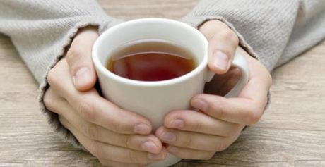 Come togliere macchie di tè