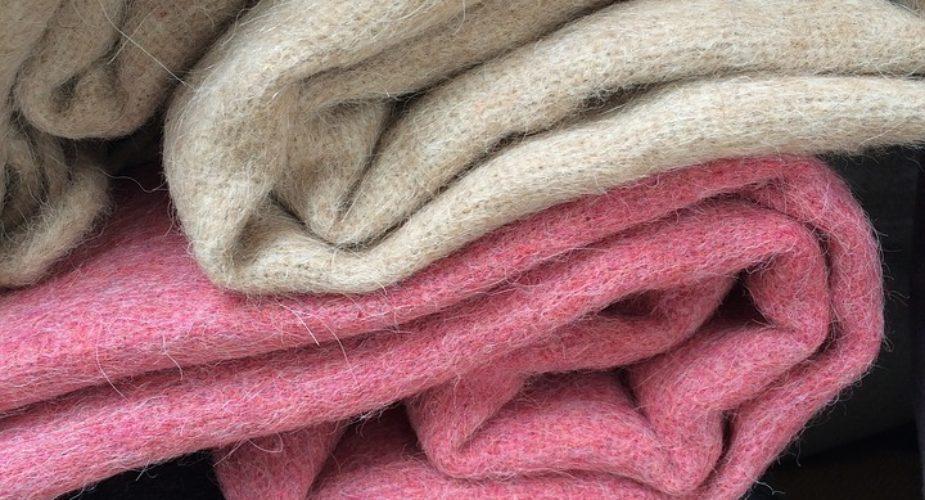 Come lavare una coperta di lana 1
