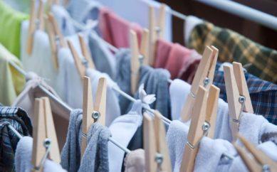 I nostri consigli per stendere il bucato in maniera impeccabile