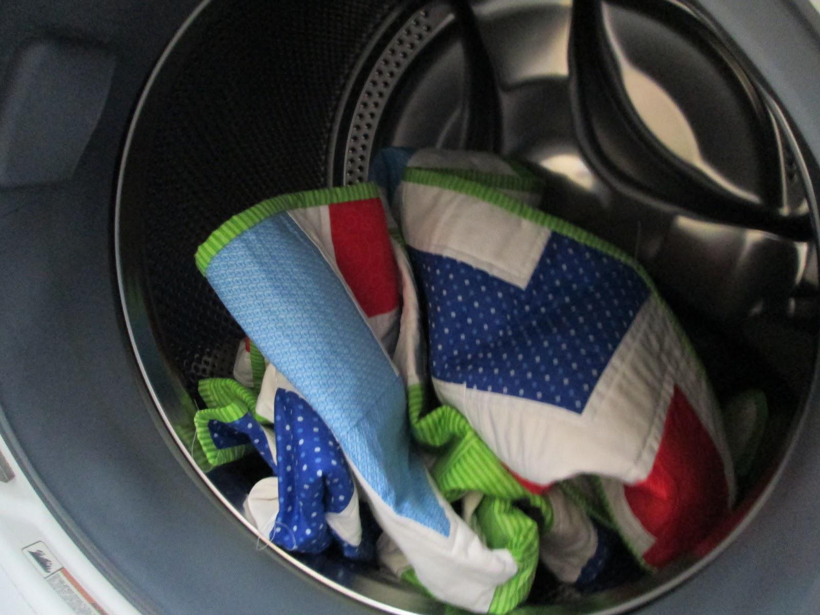 Come lavare la trapunta a mano