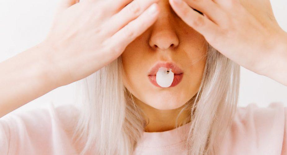 Le armi per eliminare il chewing gum