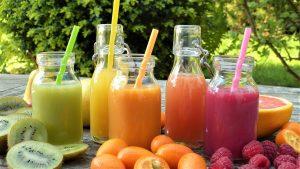 Come eliminare le macchie di succo di frutta dai tessuti