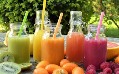 Come eliminare le macchie di succo di frutta