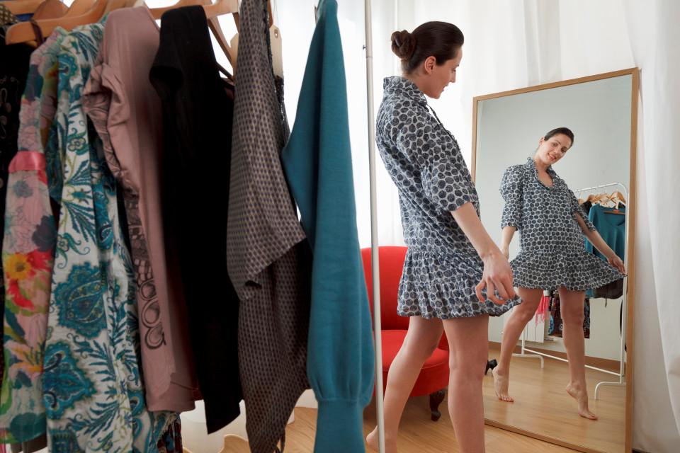 Come lavare i vestiti nuovi